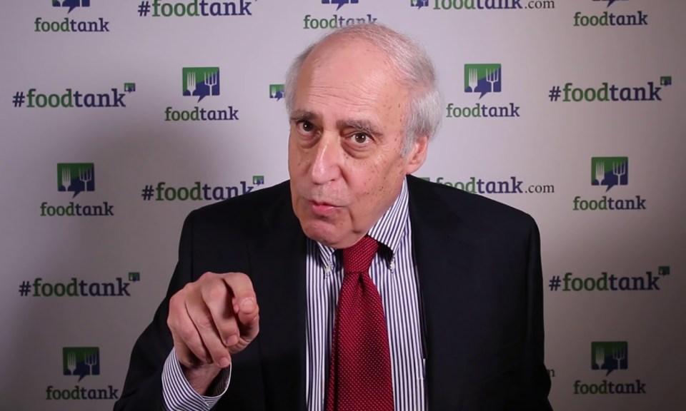 Dan Glickman, former Secretary of Agriculture.