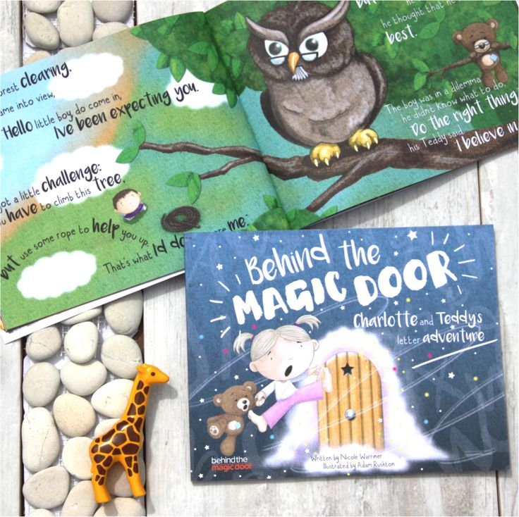 A Beautiful Personalised Story Book
