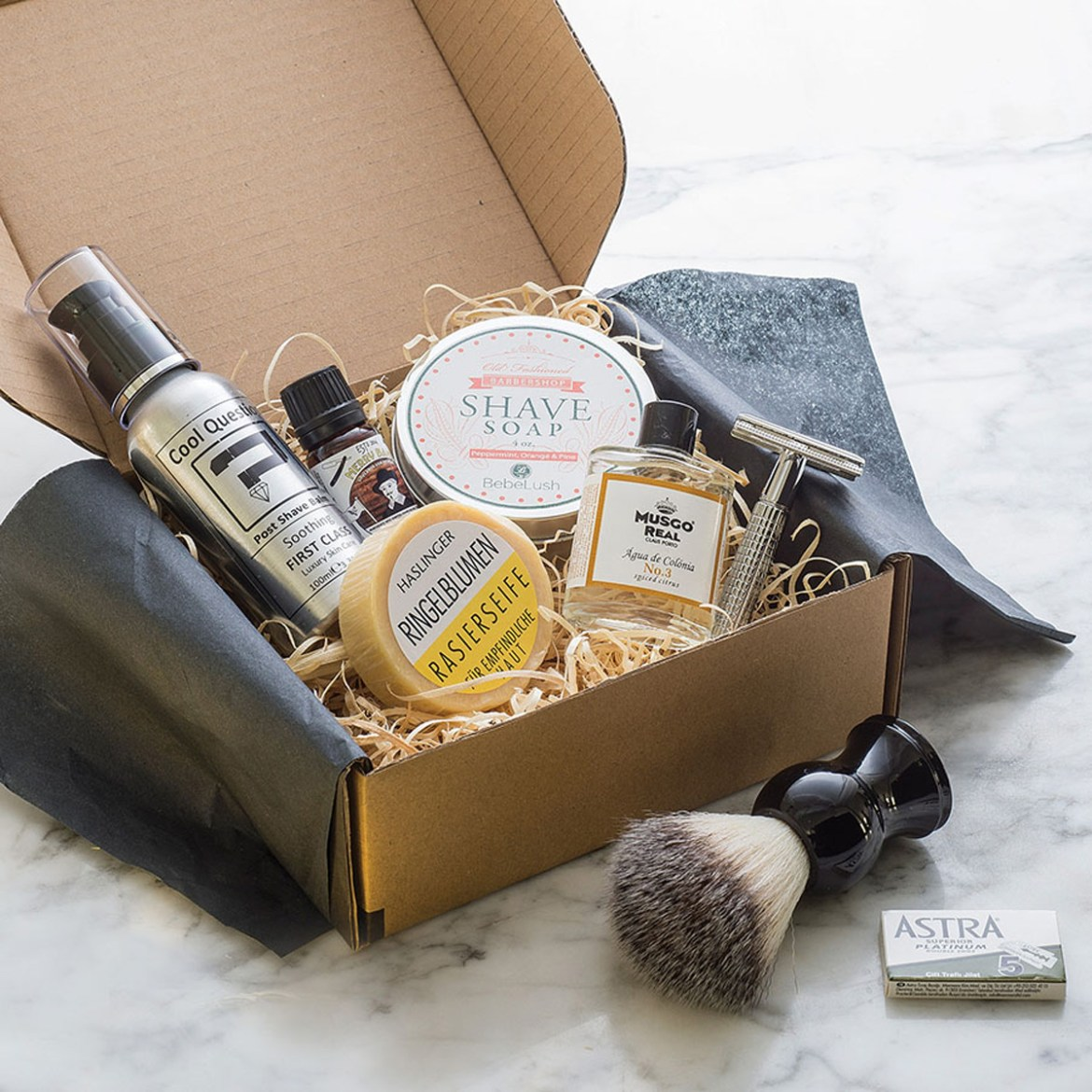 Six Month Traditional Shaving Subscription