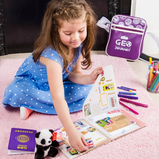 Little Explorer Kids Subscription