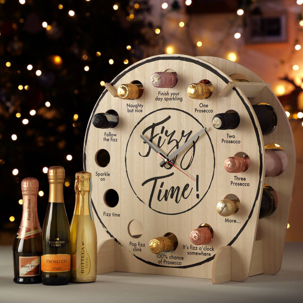 Prosecco O Clock Advent Countdown Calendar