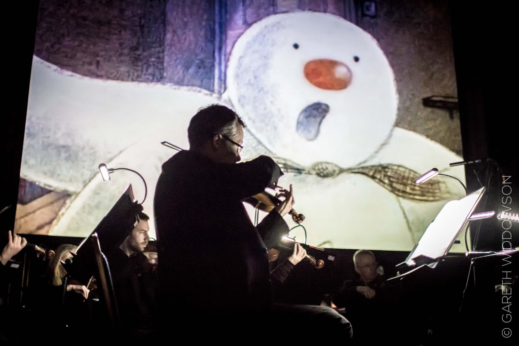 The Snowman: An Incredible Orchestra At Each Performance