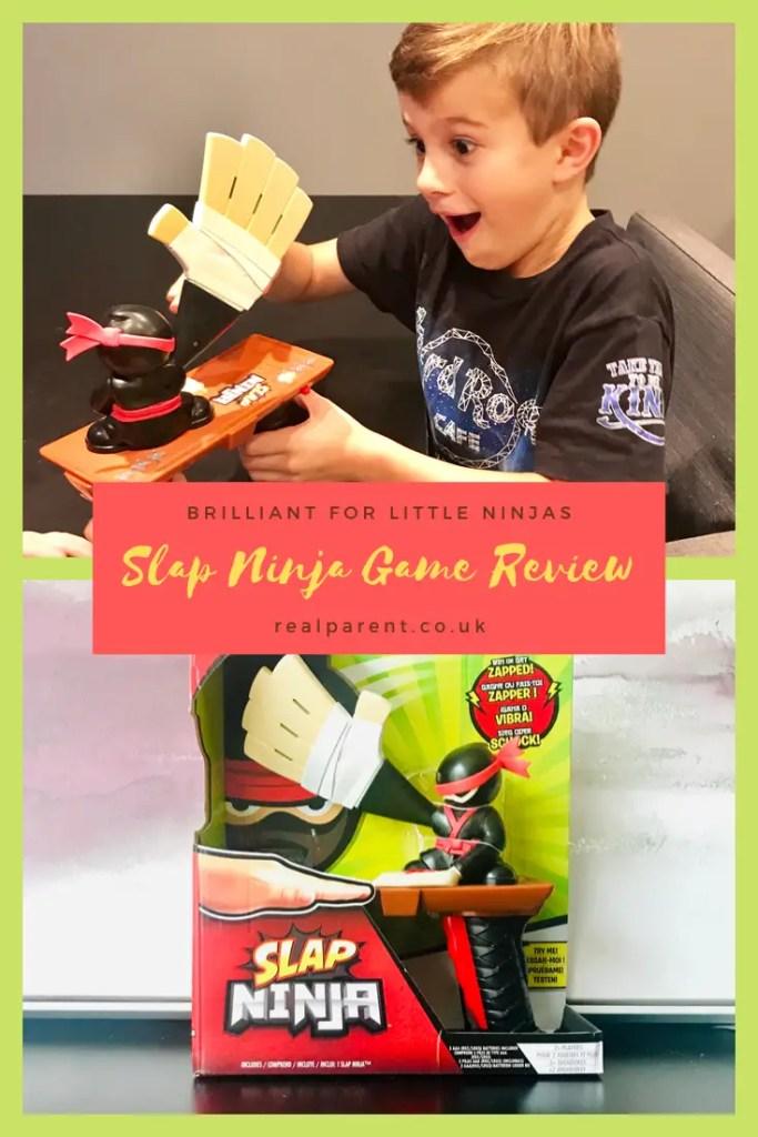 Slap Ninja Game Review
