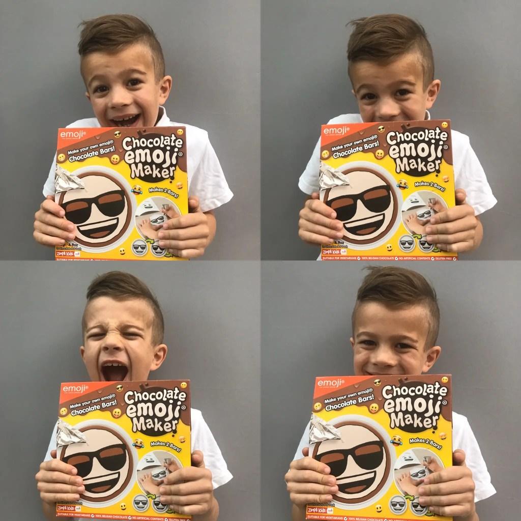 Chocolate Emoji Maker Unboxing