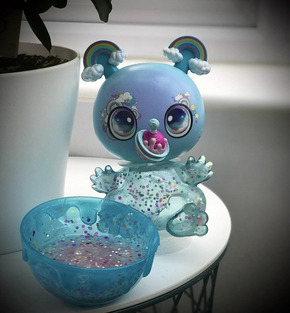 Goo Goo Galaxy Slurp 'n' Slime Goo Drop and Glitter Slime Bowl