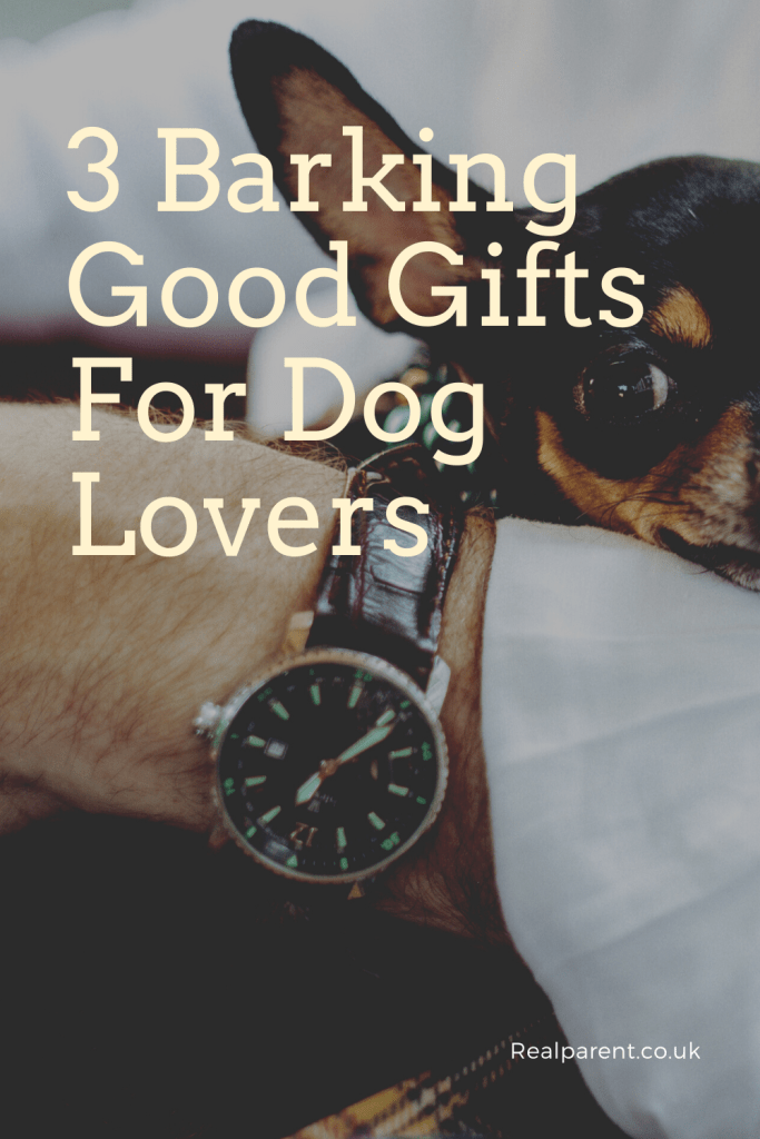 3 Barking Good Gifts For Dog Lovers