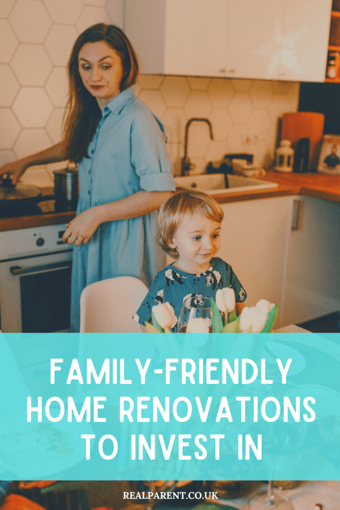 Family-Friendly Home Renovations To Invest In