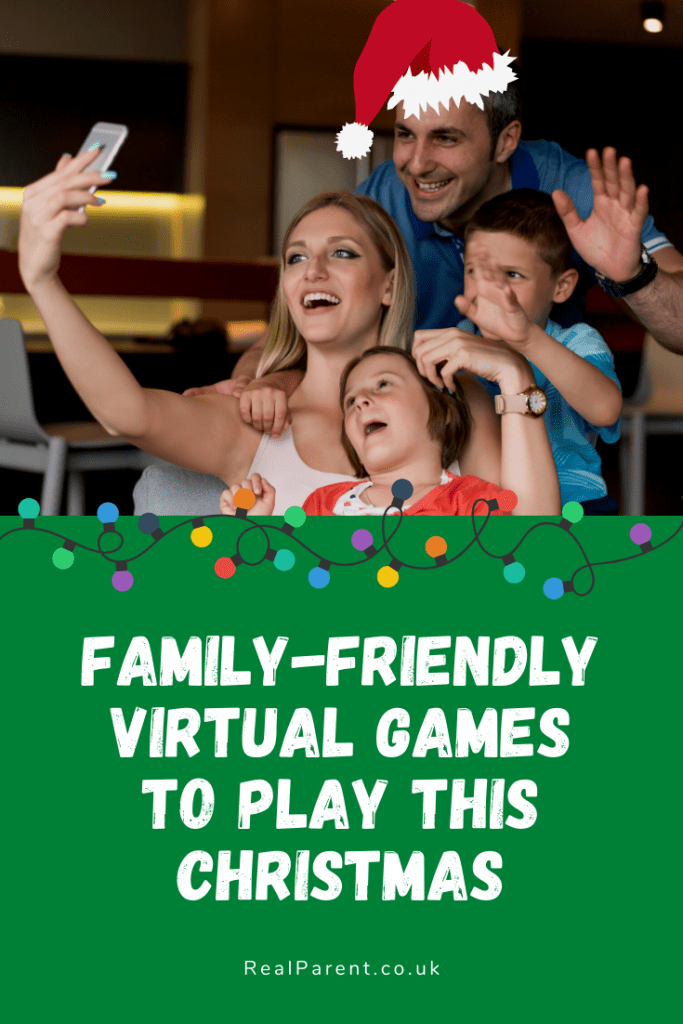 Family-Friendly Virtual Games To Play This Christmas