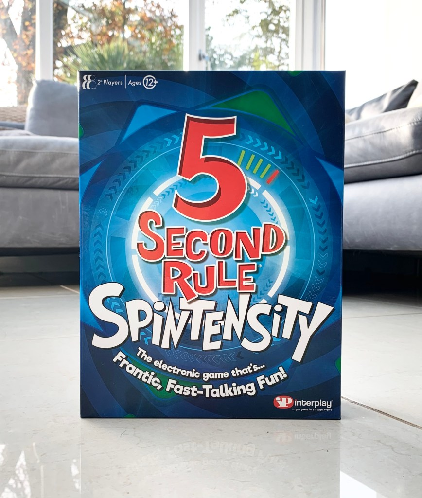 How To Play Spintensity 5 Second Rule