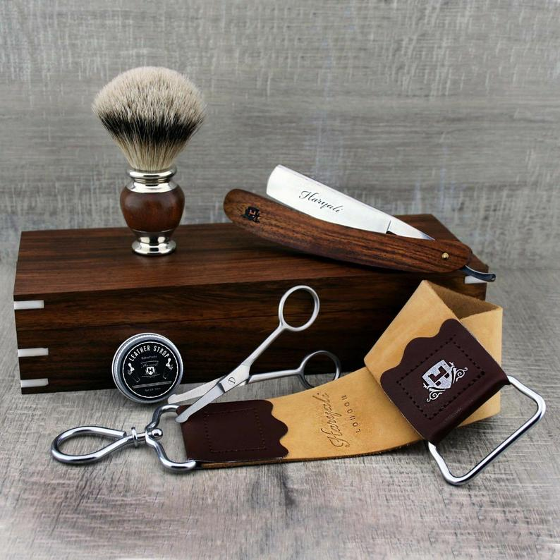 Handmade Barber Shaving Set