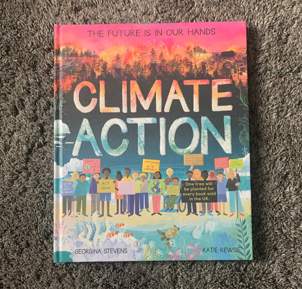 Children's Books About Climate Change And The Planet: Climate Action Book