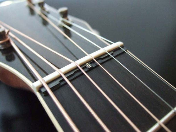 Of Your Guitar To Compare Each String And Fret With The Diagram Above
