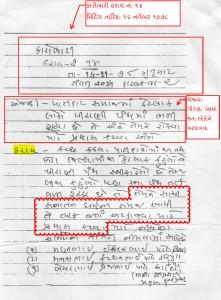 Umiya Mataji Unjha Resolution dt. 16-Nov-1978