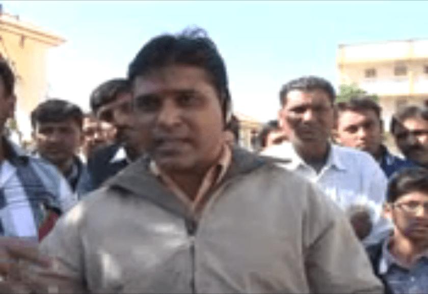 Saraswati Sanman -Protest against Patidar Sarvoday Trust -4 of 8