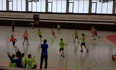 2016 2017 Handball Bezirksfinale Jungen 3 8