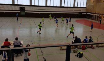 2016 2017 Handball Bezirksfinale Jungen 3 11