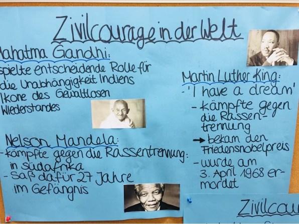 Anti Rassismus Woche 1