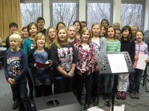 Chorklasse 5f (Schuljahr 2011/2012)