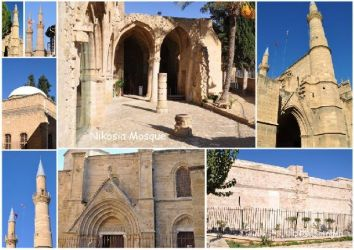 Nikosia Mosque 2
