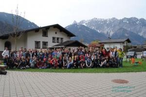 Schulskifahrt 2014