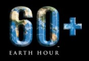 Earth Hour 60+ Logo