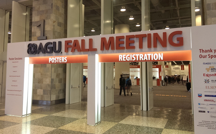 San Francisco Meet Up & AGU Fall Meeting
