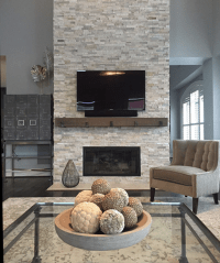 11 Stone Veneer Fireplace Design Trends - Realstone Systems
