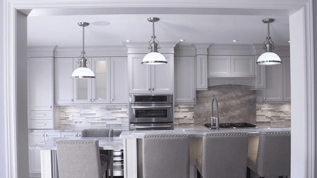 7 Ways To Use Stacked Stone To Create A Kitchen Backsplash