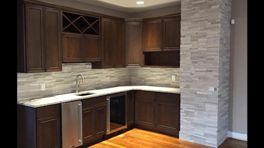 stone kitchen backsplash ceramic or porcelain tile for floor stacked 5 realstone systems