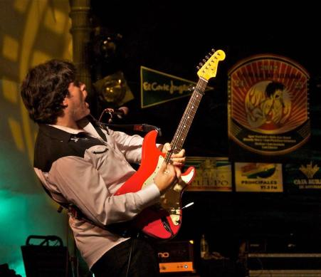 Fender Strat Mark Knopfler Signature