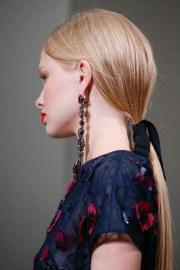 favourite effortless ponytail