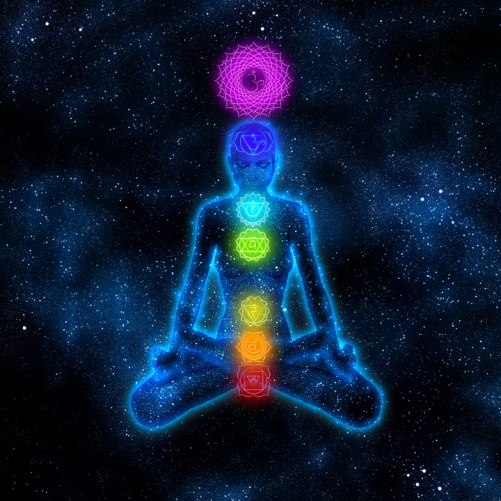 Image result for human chakras and universe