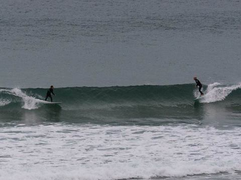 long reef lagoon surfing