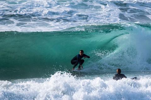 sth steyne surfer