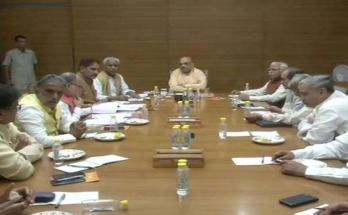 B J P, Amit Shah, Assembly elections, Haryana, Maharashtra and Jharkhand, Meeting,