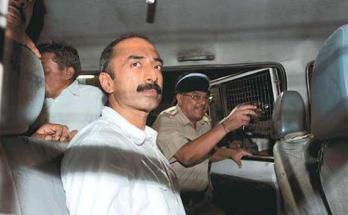 Dismissed, IPS, Sanjeev Bhatt, life prison, Punishment,