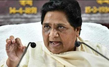 Mayawati, Unemployment, National problem, BSP, Government policies,