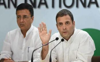 rahul Gandhi, Congress Party, President , Will remain,