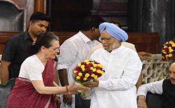 Sonia Gandhi, Congress, Parliamentary party, Parliament House,