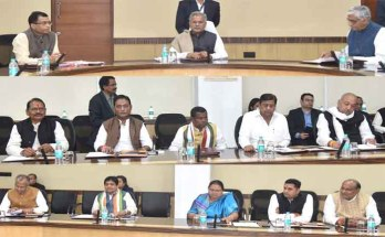 Chhattisgarh, Minister, In charge of districts, Change,