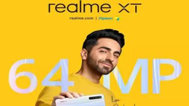 Smartphone, Realme, 64 MP four rear cameras, Ext launch,