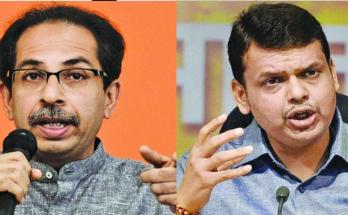 BJP and Shiv Sena, Chief Minister, Fifty-Fifty formula,