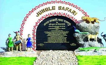Raipur, Chhattisgarh, Jungle safari, 50 acres, Zoo,