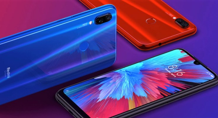China, Smartphone maker company, Xiaomi, Redmi note 7s,