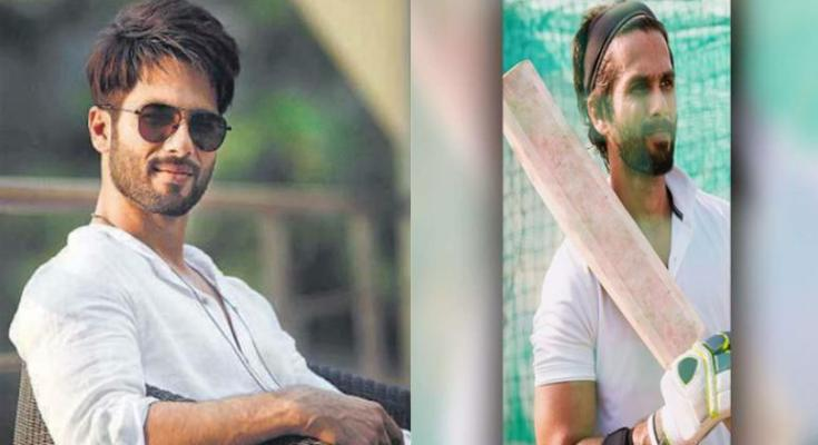 Shahid Kapoor, plays cricketer, Upcoming, film, Jersey,