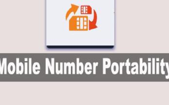 How to do, Mobile Number Portability, just three days,
