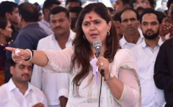 Maharashtra, BJP, Pankaja Munde, On Facebook, Power performance,