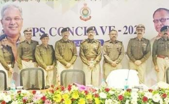 Chhattisgarh, IPS Association, Ashok Juneja President, Pradeep Gupta as Vice President,