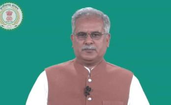 Chhattisgarh, Chief Minister, Bhupesh Baghel, CM Bhupesh LIVE, Addressing the public again, Corona, Lockdown, Black marketing,