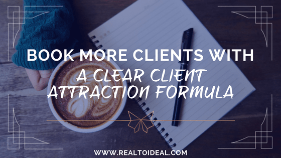 This simple process shows you exactly where your client attraction and sales process could be improved to increase your income and impact! #marketing #coaching #clients
